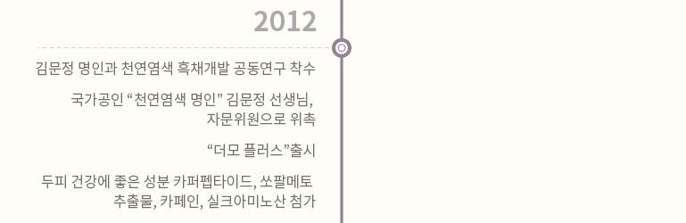 김문정 명인과 천연염색 흑채개발 공동연구 착수
